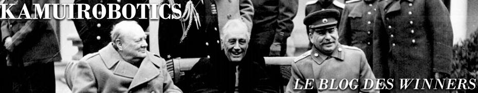 Les winners de Yalta