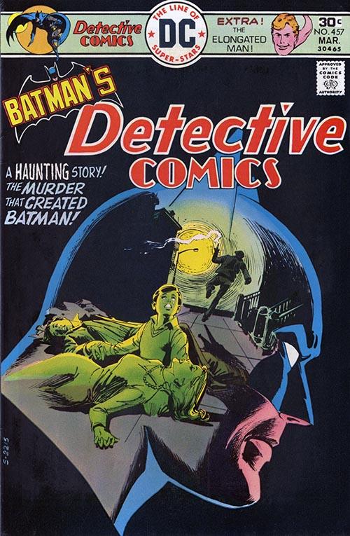 batman Detective classic